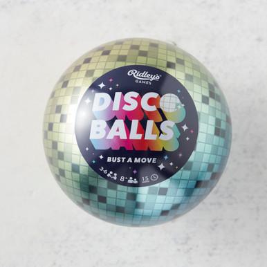 Game Disco Balls - Set of 6