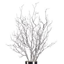 Metallic Branch - Set of 3