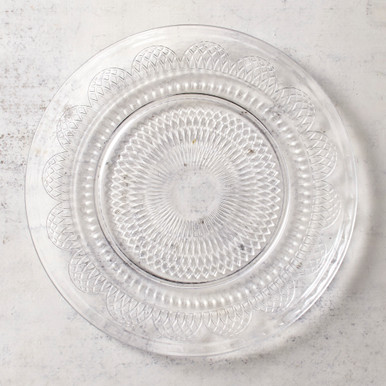 Arabesque Charger - Set of 4