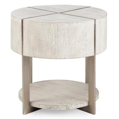 Clifton Round End Table
