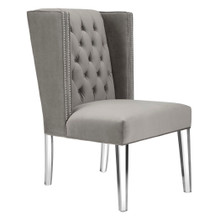 Logan Dining Chair - Acrylic