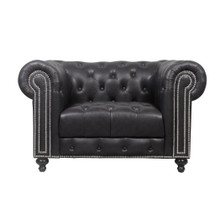 Wakefield Leather Chair
