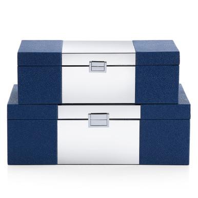 Celeste Boxes - Set of 2
