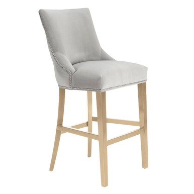 Versailles Stool - Washed Oak