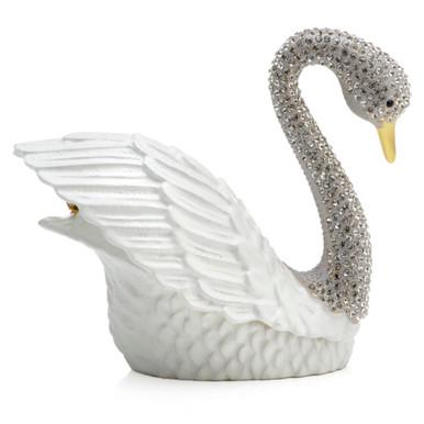 Swan Trinket Box