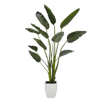 Faux Palm Tree