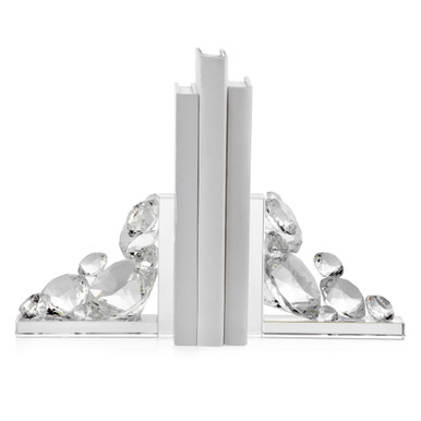 Diamond Bookends