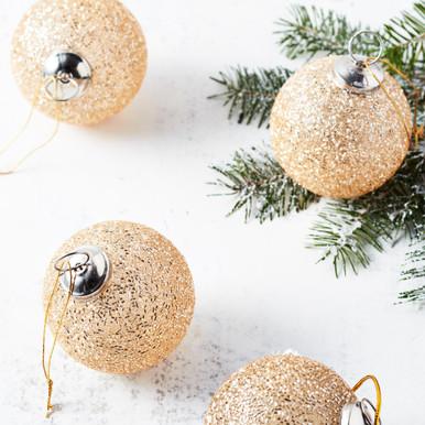 Bella Ornament - Set of 4