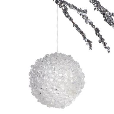 Ice Ball Ornament
