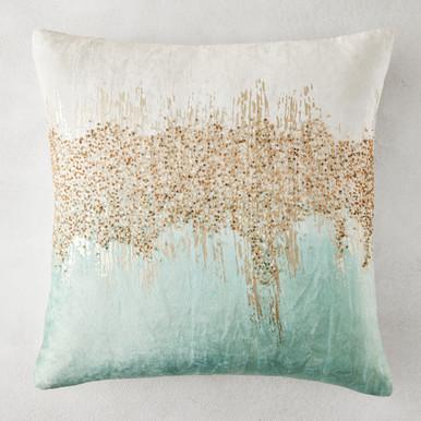 """Joie De Vivre Pillow 22"""""""