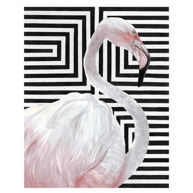 Blush Flamingo 1