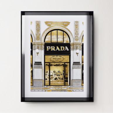 Prada Storefront