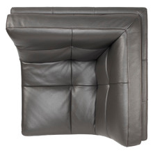 Convo Leather Sectional - 6 PC