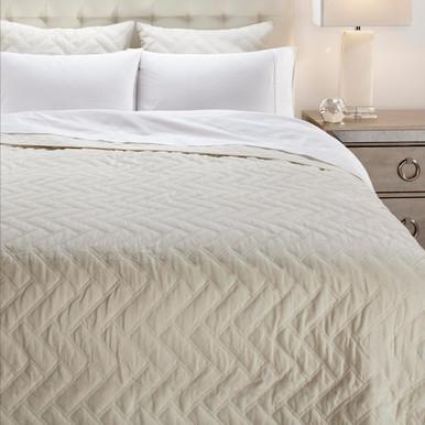 Rivera Bedding - White