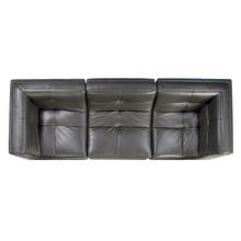 Convo Leather Sofa