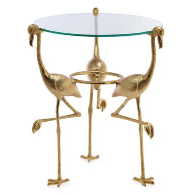 Flamingo Accent Table
