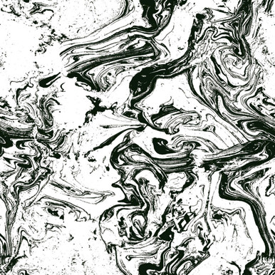 Marble Black And White Wallpaper