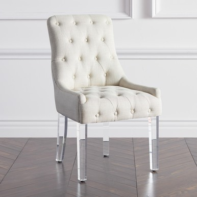 Jen Dining Chair - Acrylic