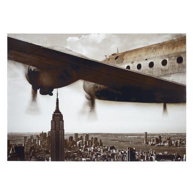 Wings Over Manhattan