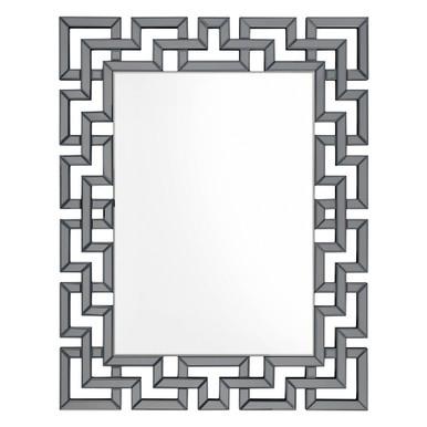 Santorini Mirror - Graphite