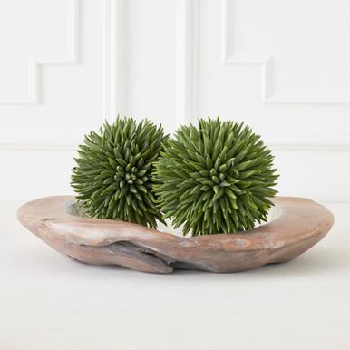 Faux Allium Sphere