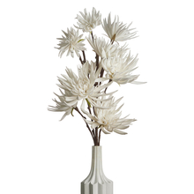 Faux Spiked Dahlia - Set of 3