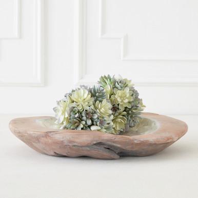 Faux Succulent Sphere