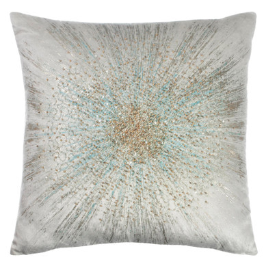 Starburst Pillow 22""