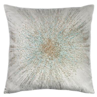 """Starburst Pillow 22"""""""