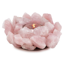Rose Quartz Tealight