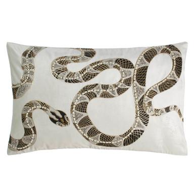 Serpentine Lumbar Pillow