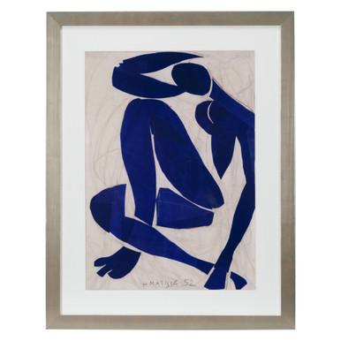 Henri Matisse - Nu Bleu 4