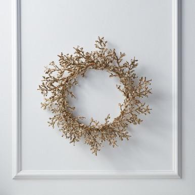 Ice Branch Wreath