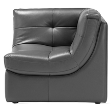 In Stock - Leather Sectional - Build Your Own