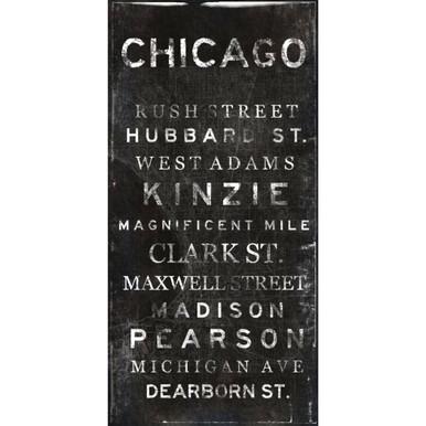 Chicago - Glass Coat