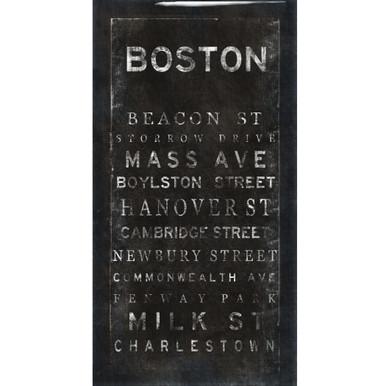 Boston - Glass Coat