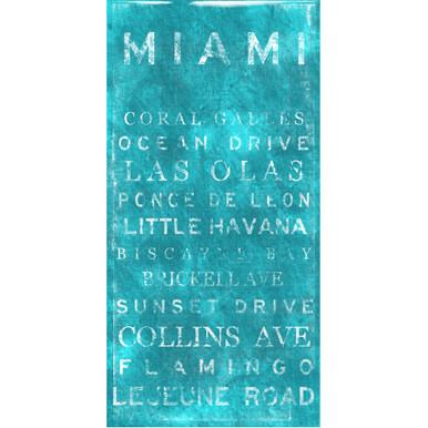 Miami - Glass Coat