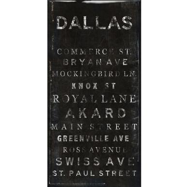 Dallas - Glass Coat