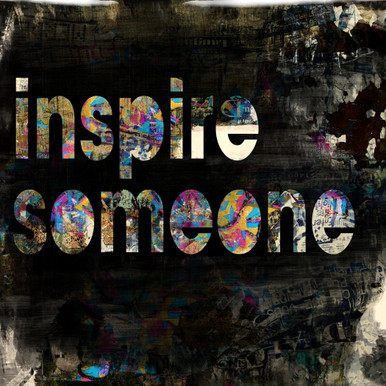 Inspire Someone - Glass Coat
