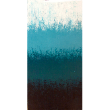 Aquamarine Ombre - Glass Coat