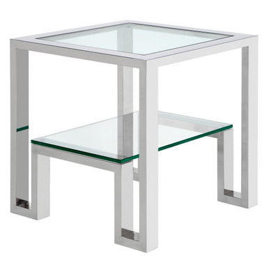 Duplicity End Table
