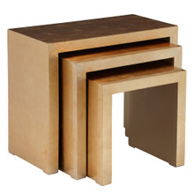 In Stock - Astair Nesting Tables