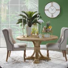 Archer Wash Oak Dining Table