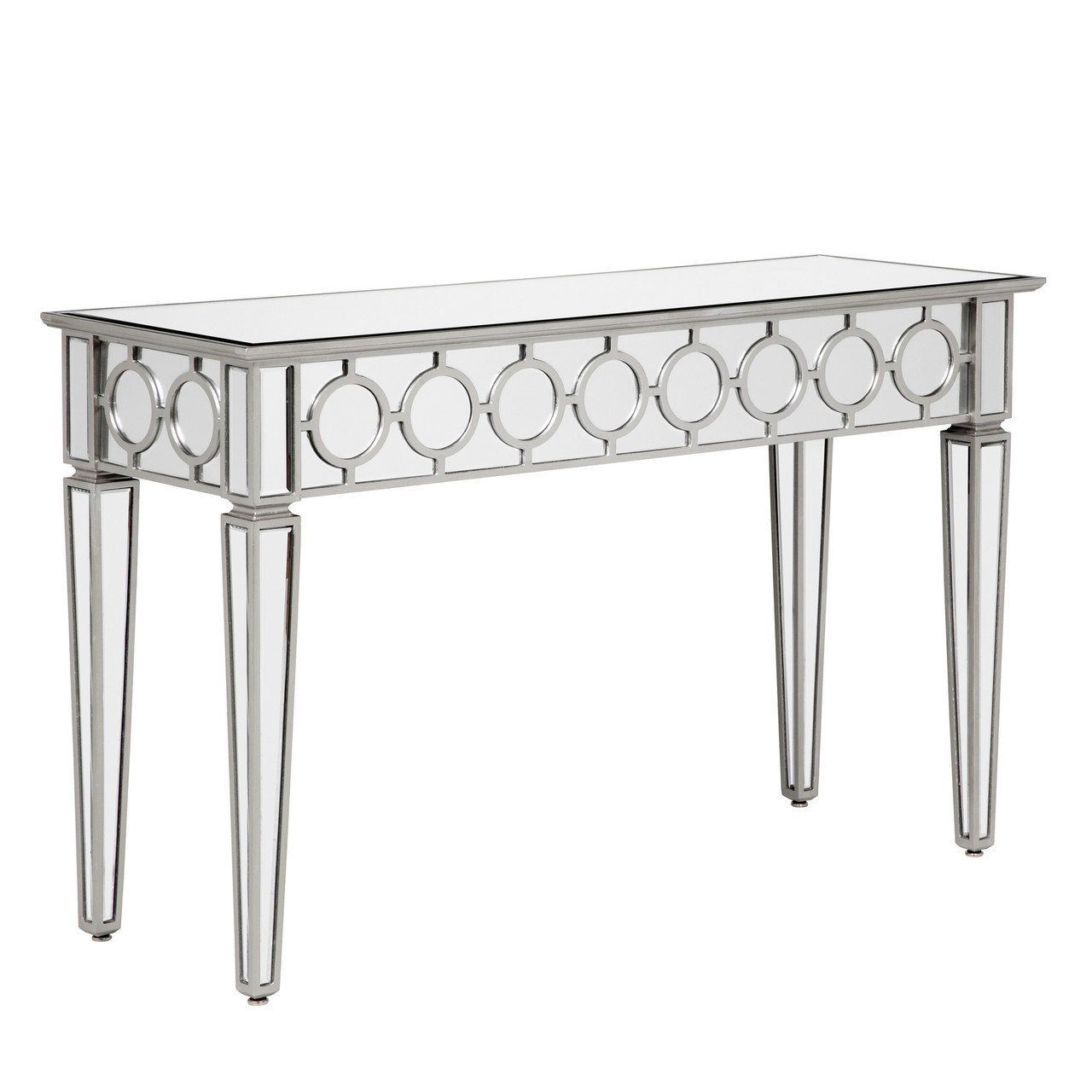 Sophie Mirrored Console Table