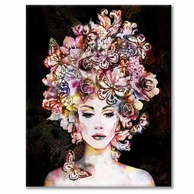 Beauty And Butterflies