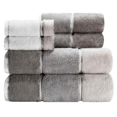Santorini Stripe Towel Collection