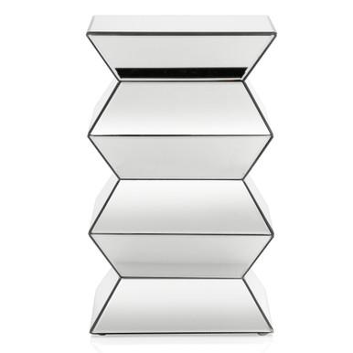 Reflection Pedestal Table