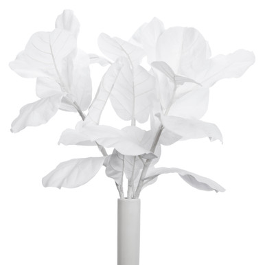 Faux Fiddle Leaf Spray - Set of 3