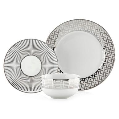 Soiree Dinnerware - Sets of 4