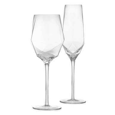 Isabella Stemware - Sets of 4